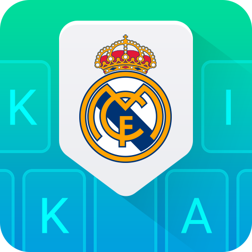 Real Madrid Kika Keyboard