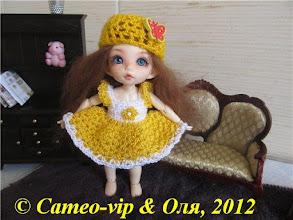 Photo: фото любезно предоставлено благодарным заказчиком. автор фото Оля автор одежды © Cameo-vip, 2012