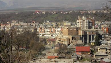 Photo: Turda, Str. Războieni, vazuta din Cimitirul Central - 2019.03.31