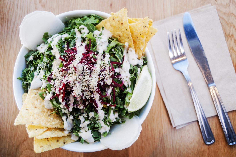 vegan restaurants toronto