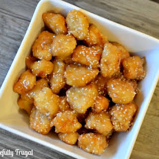 Better Then Takeout Sesame Chicken.