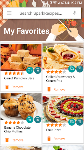 Healthy Recipes - SparkRecipes screenshot 2