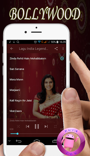 Lagu India Legend Terlengkap Offline 2018 screenshot 5
