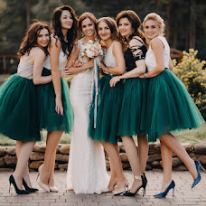 Wedding photographer Darya Bulavina (Luthien). Photo of 29.09.2017