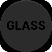 Dark Glass Icon Pack