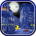 Night City Wallpaper icon