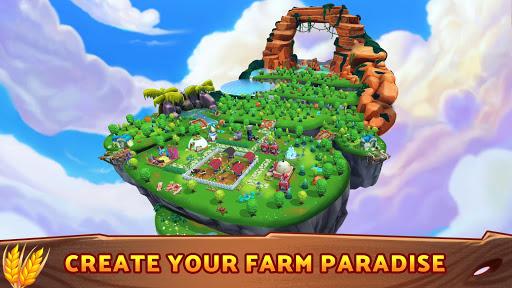 Harveston - Island in the Sky: The Farm Simulator screenshots 15