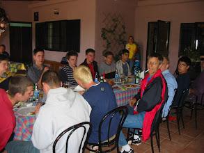 Photo: 2004 Juniori  Završno druženje na Campu 6.6.2004. Kraj sezone, pozdrav sa izlaznim, završno druženje u restoranu Campo