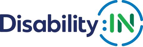 Logotipo de Disability:IN
