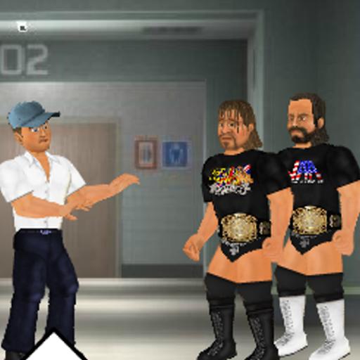 Booking Revolution (Wrestling) (game)