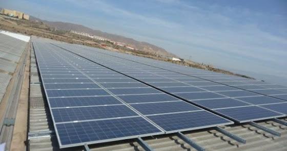 Almería tiene 50 proyectos sin ejecutar en renovables
