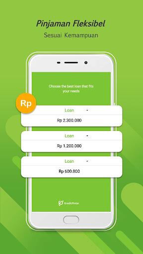 Kredit Pintar - Pinjaman Uang Tunai Dana Rupiah 1.5.5 screenshots 11