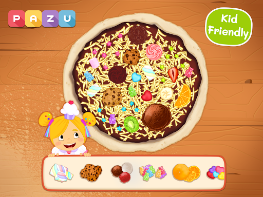 Pizza maker - cooking and baking games for kids 1.03 screenshots 8