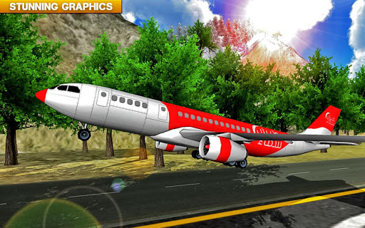 ✈️ Fly Real simulator jet Airplane games for PC