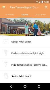 Pine Terrace Baptist Church - náhled