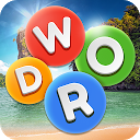 Word Link Travel: Crossy Words icon
