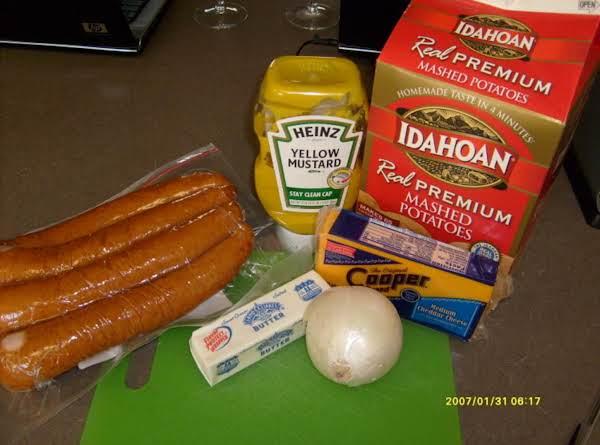 Sausage Cassarole Recipe