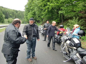 "Photo: TAG 1 | Erste Pause nach ""Steinbach am Wald"""