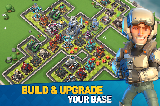 Mad Rocket: Fog of War - Build and War Strategy 1.14.2 androidappsheaven.com 8
