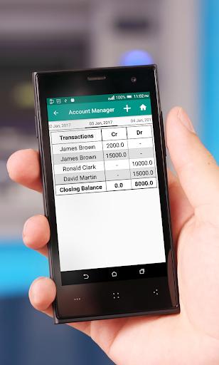 Account Manager  screenshots 8