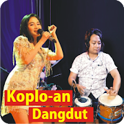 App Icon for Koplo-an Dangdut Hits 2018 App in Portugal Google Play Store