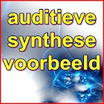 auditieve synthese vb Icon