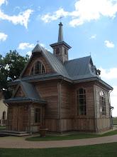 Photo: kościół pod wezwaniem MB. Śnieżnej w Miękiszu Nowym