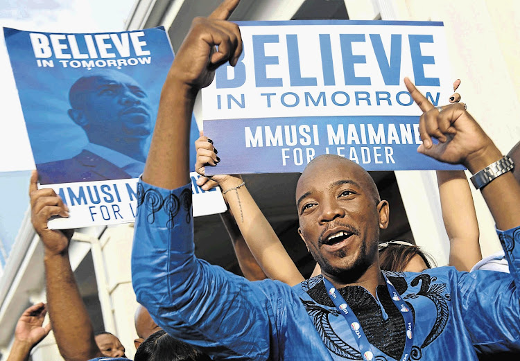 The DA wants to find out which party member leaked information about Mmusi Maimane's candidacy for the Western Cape premiership.