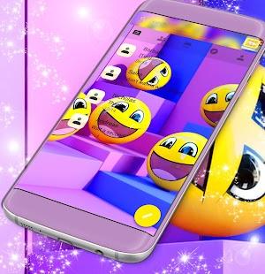 Zdarma Emoji SMS aplikace - náhled
