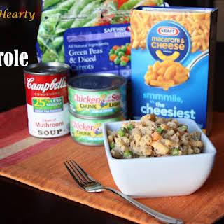 Tuna Casserole With Peas And Carrots Recipes.