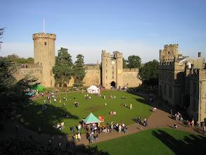 Photo: Warwick Castle