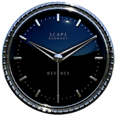 DEVANCE Analog Clock Widget