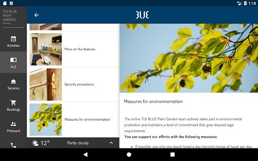 BLUE App 3.7.1 screenshots 8