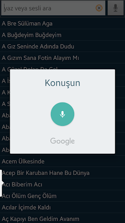 Türkü Sözler ve Notaları 1.30 screenshot 2092184