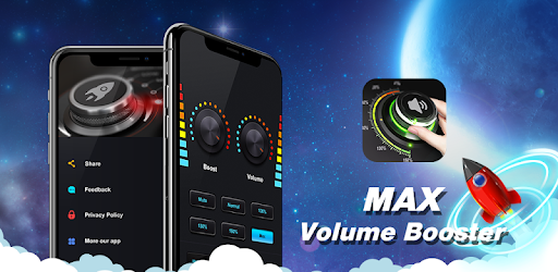 Volume Booster PRO - Sound Booster for Android - Apps on Google Play