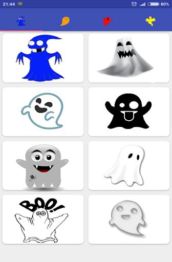 Ghost Halloween Horror Sounds  screenshots 5