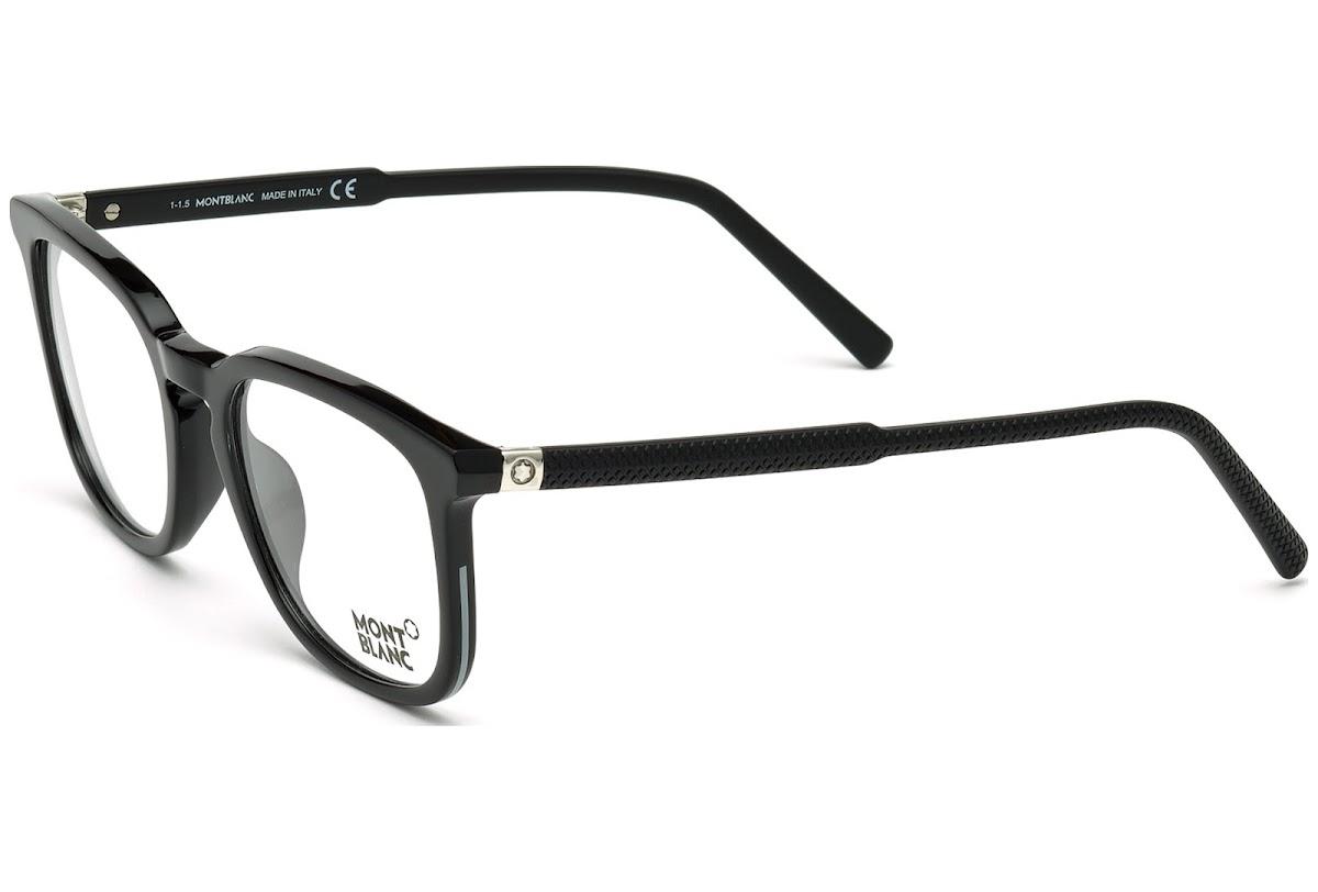 Montures lunettes homme montblanc