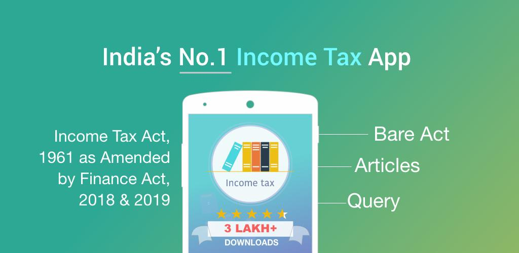 Download Income tax Act, 1961 - India APK latest version app