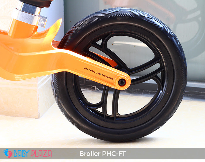 Xe thăng bằng cho bé Broller PHC-FT Bánh đặc ruột 12