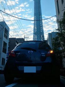デミオ DE3FS 13Cのカスタム事例画像 ☆ks☆(DE連合)さんの2018年08月13日09:24の投稿