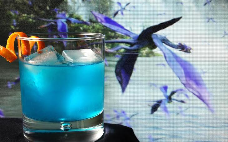 Flying Blue Dragon Recipe