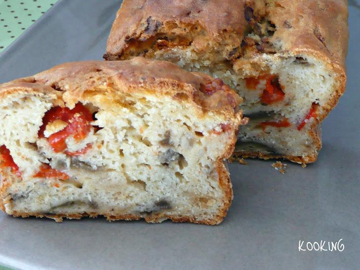 Savory Grilled Vegetable Loaf Recipe