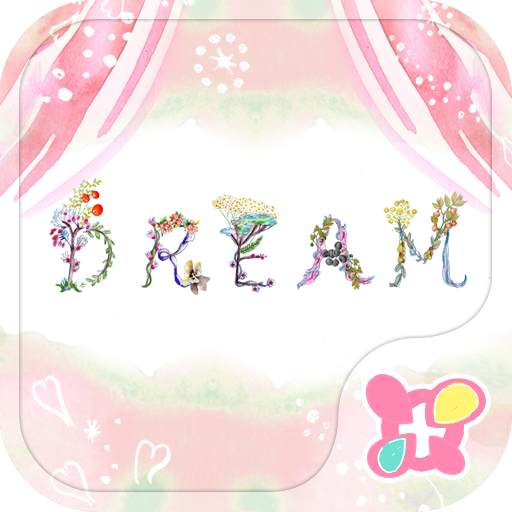 Cute wallpaper-Dreamy Curtain- Icon
