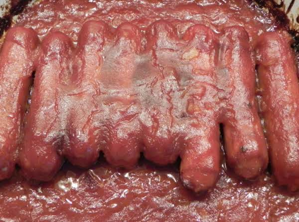 Barbequed Hotdogs Recipe