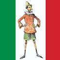 Learn Italian with Pinocchio icon