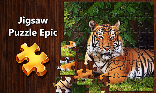 Jigsaw Puzzles Epic  captures d'écran 1