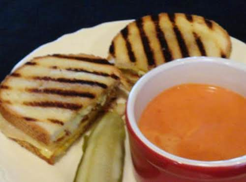 "Grilled Cheese With A Twist ""I woke up needing a midnight snack..."