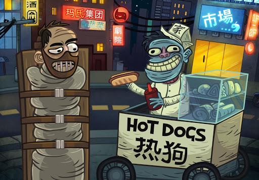 Troll Face Quest: Horror apkpoly screenshots 4
