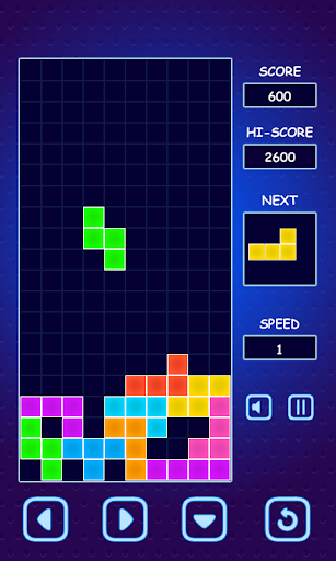 Brick Game Classic 1.3 screenshots 1