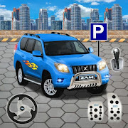 In Car Parking Games – Prado New Driving Game Download for